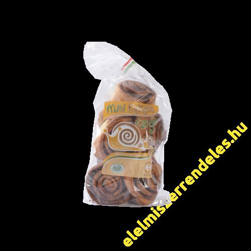 Kakaós mini csiga 250g (KÉT SZ)