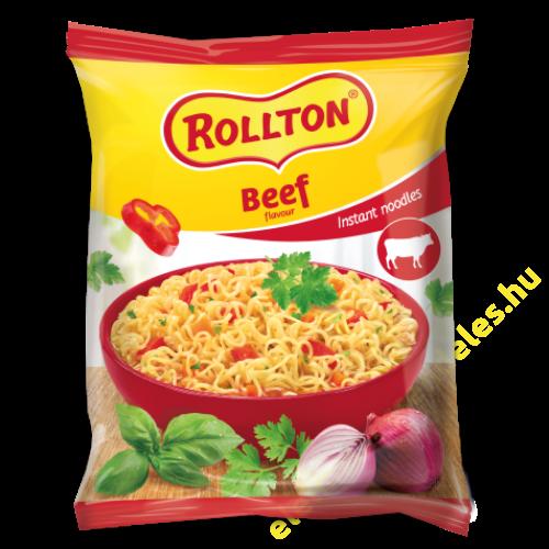Rollton instant tésztás leves 60g marhahúsos