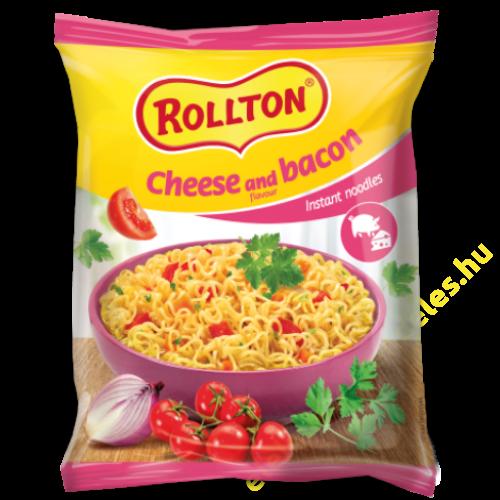 Rollton instant tésztás leves 60g sajtos-bacon ízű