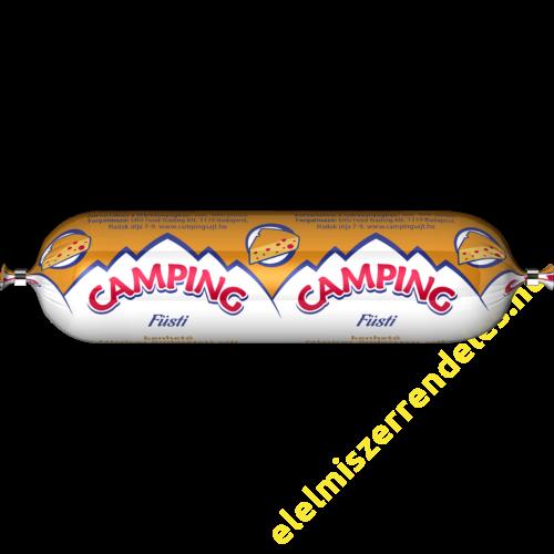 Camping tömlős sajt 100g füstölt sajtos