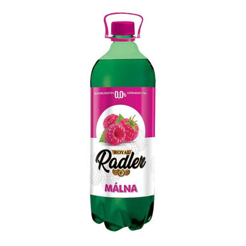 Royal Radler Málna ízü alkoholmentes szénsavas üdítö 1l